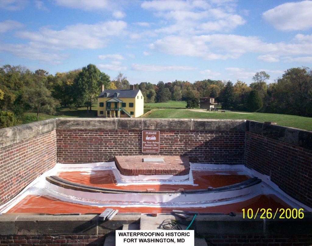 fort washington complete