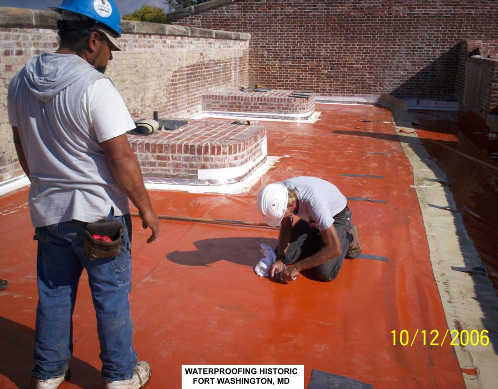 fort washington waterproofing