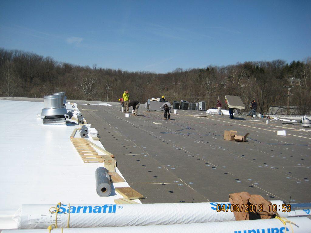 Sarnafil Roof